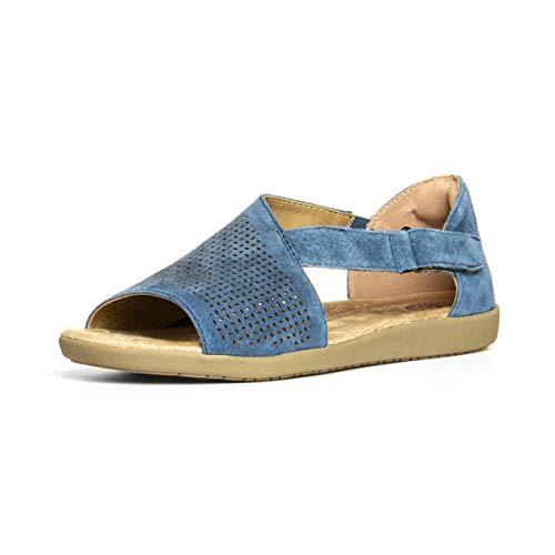 Earth Spirit Redvale Womens Metallic Sandal