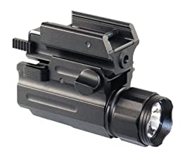 Aim Sports Flashlight Combo with Quick Release Lever