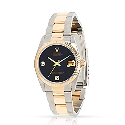 Rolex Datejust Automatic-self-Wind Male Watch 68273 (Certified Pre-Owned) by Rolex