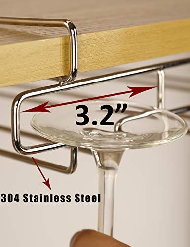 Buy corner stemware rack