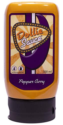 Dollie Sauce Pepper Curry 300ml