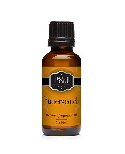 Butterscotch Fragrance Oil - Premium Grade Scented Oil - 30ml