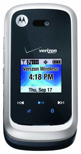 Motorola Entice W766 Phone (Verizon Wireless) - Motorola Bluetooth Camcorder