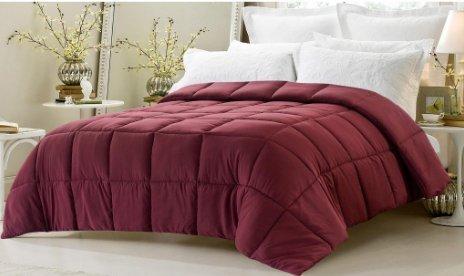 down alternative comforter 92x96 - 9