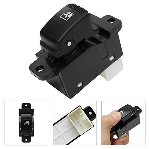 Transport-Accessories - 93580-3D000 935803D000 Passenger Side Electric Power Window Switch For Hyundai/Kia Sonata Spectra Rio Optima Sedona 2005 2006