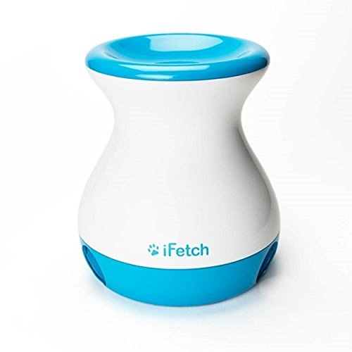 iFetch Frenzy Fetch Toy for Dogs - Non-Electronic Brain Teaser for Small Dogs; uses Mini Tennis Balls