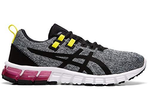 ASICS Women's Gel-Quantum 90 Running Shoes, 7M, Performance Black/Black