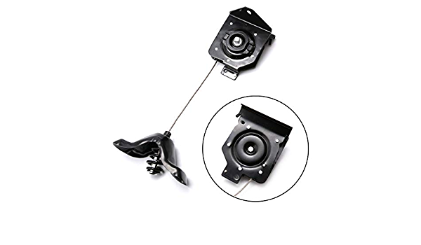 WEILEITE Spare Tire Hoist Assembly Compatible with Chevy Silverado /& GMC Sierra 2500HD 3500 Classic Replaces 924-502 25792480 19259450