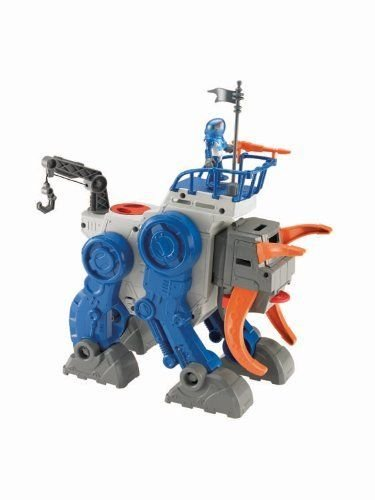 Fisher-Price Imaginext Space Alpha Walker ,#G14E6GE4R-GE 4-TEW6W271083