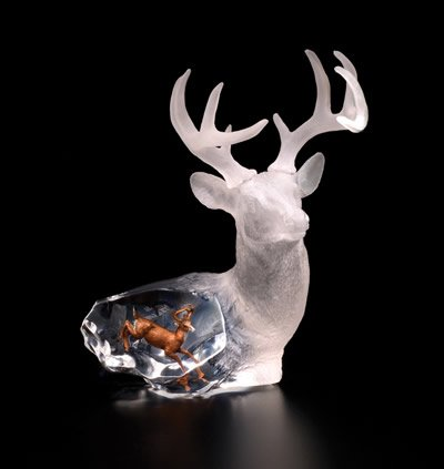 Starlite Originals - Majestic Spirit Deer By Kitty Cantrell