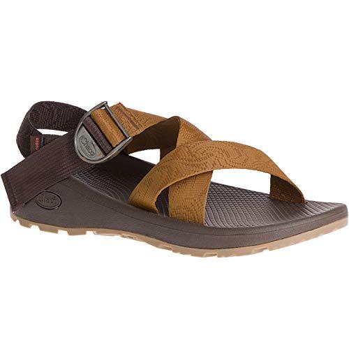 (Chaco Men's MEGA Z Cloud Sport Sandal, Cognac, 13 M)