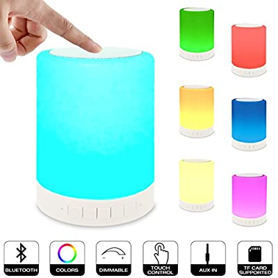 Night Light with Speaker