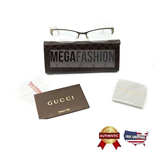 Gucci Women's Gg4213-1571075L35317 53Mm Optical Frames