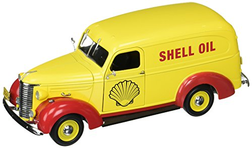 Greenlight 1:24 Running On Empty - 1939 Chevrolet Delivery Truck - Shell Oil ()