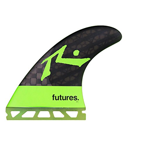 Futures Fins - Rusty R1 Blackstix 3.0 Thruster by Futures