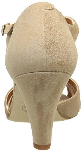 vestir Mujer de Sandalias Go Gris Emma 16043 vqwnxICwa