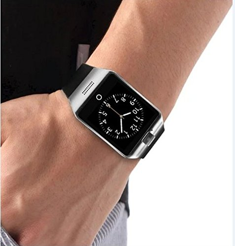Amazon com: Bluetooth smart watch phone, can answer the call