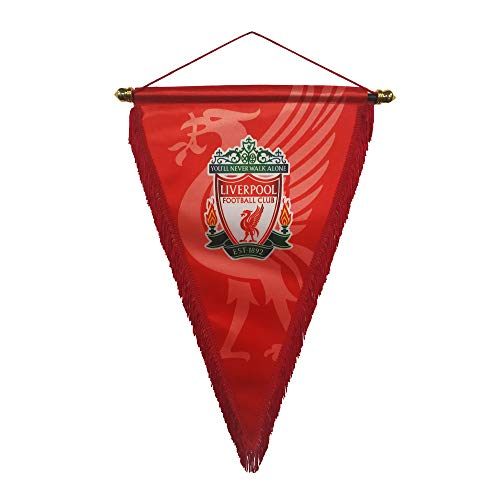Football Club Flag Decoration Vertical Hanging Pentagon Flag for Bar Indoor Or Outdoor