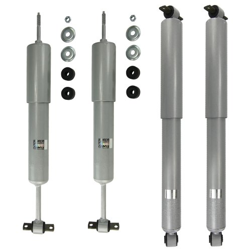 2283 - SENSEN Shocks Struts, Full Set, Lifetime Warranty