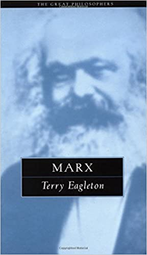Marx (The Great Philosophers Series) by Terry Eagleton (1999-08-04)