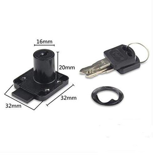 CTS/ Drawer/desk/furniture/Cabinet lock wardrobe/cupboard door/lock/lock bar , 1 KJKMJ