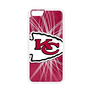Kansas City Chiefs iPhone 6 Plus 5.5 Inch Cell Phone Case White persent zhm004_8573421