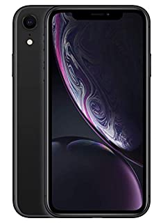 Simple Mobile Prepaid - Apple iPhone XR (64GB) - Black (B07K98G8YW) | Amazon price tracker / tracking, Amazon price history charts, Amazon price watches, Amazon price drop alerts
