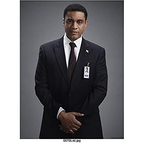 harry lennix ray