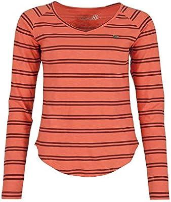 Ternua /® Camiseta Nuwara LS T-Shirt W Mujer