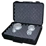 Reed Tool PPRK4 Plastic Pipe Reamer Kit, 4-Piece with Case