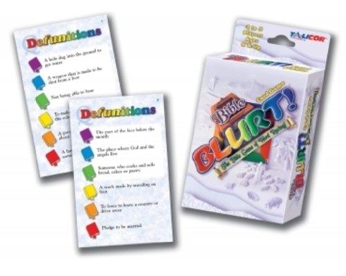 Bible Big Deal Blurt Card Game ()