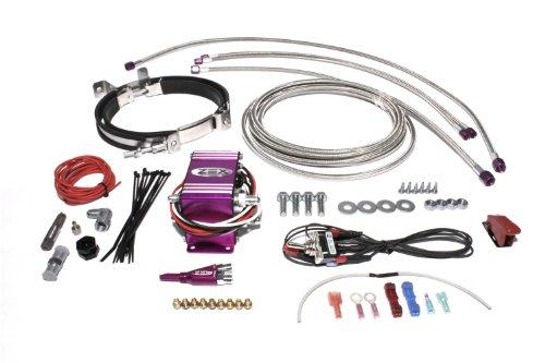 Zex 820871 Gen III High Output Nitrous System Kit