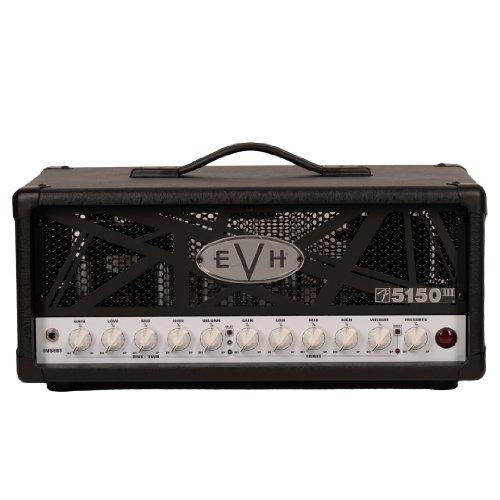 EVH 5150 III 50-Watt Guitar Amplifier Head - Black by EVH