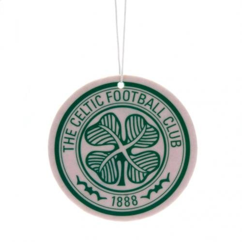 Glasgow Celtic FC Official Crest Car Air Freshener Celtic F.C.