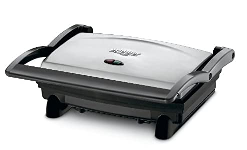 Cuisinart GR-1 Griddler Panini and Sandwich Press – Great for making healthy, quick meals
