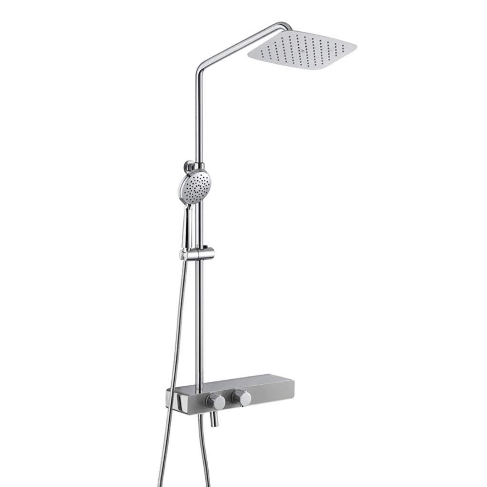 Badezimmer Dusche Handbrause intelligente Thermostat-Bad Brausegarnitur