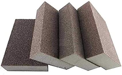 Driak 6PC100x70x26mm Sanding Sponge 300 Grit Abrasive Block