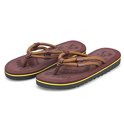 OSHOW Non Slip Slippers Fashionable Flip Flop product image