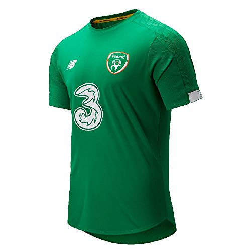 New Balance 2019-2020 Ireland On Pitch Jersey (Green)