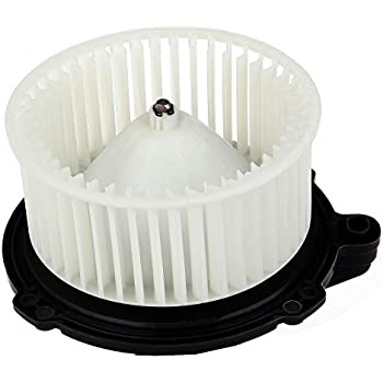 HVAC plastic Heater Blower Motor w/Fan Cage ECCPP for 1996-1999 Acura SLX 1994-1999 Honda Passport 1998-1999 Isuzu Amigo 1991-1999 Isuzu Rodeo 1992-1999 ...
