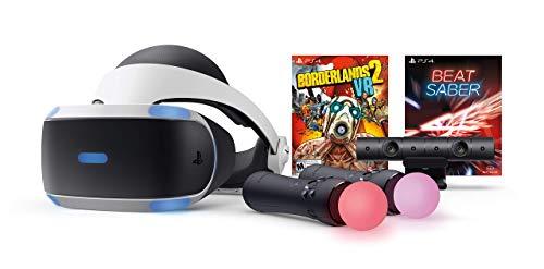 (PlayStation VR - Borderlands 2 and Beat Saber Bundle (Renewed))
