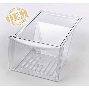 Oem Factory Original Frigidaire Refrigerator Crisper Pan Drawer