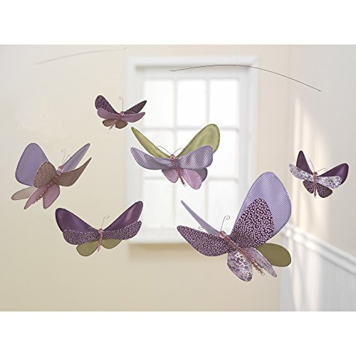 (Lambs and Ivy Luv Bugs Ceiling Sculpture,)