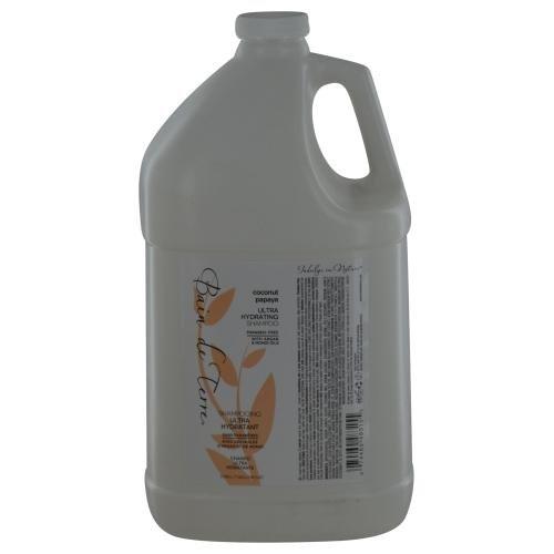 Bain De Terre Coconut Papaya Ultra Hydrating Shampoo (Hydrating Shampoo Gallon)