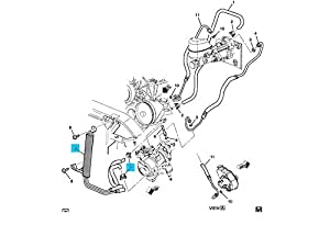 Gm Truck Power Steering Unit