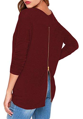 Zipper Long Sleeve - 5