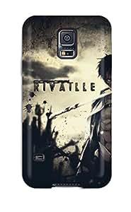 New Arrival Premium Galaxy S5 Case(attack On Titan) 1588192K68538407