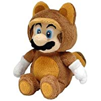 Little Buddy Tanooki Mario 9 Plush