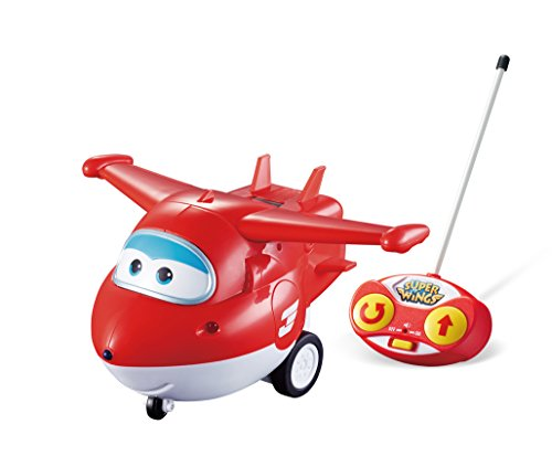 Super Wings - Toy RC Vehicle - Remote Control Jett