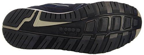 Chaussures N9000 Bleu Mixte Diadora Ii Adulte Nyl Noir qf17wzS